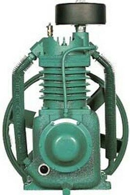 Speedaire 1wd21 5-7.5hp 2-stage Cast Iron Air Compressor Pump Usa