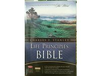 NKJV Life Principles Bible