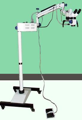 New Dental Surgical Microscopemotorized Led Light Source Dental Equipment