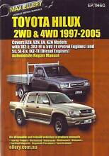 TOYOTA HI-LUX  PETROL & DIESEL 2WD 4WD WORKSHOP  MANUAL******2005 Sefton Bankstown Area Preview