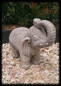 Oriental Elephant Statue Ipswich City Preview