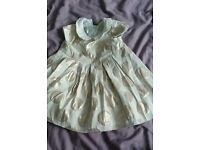 party dress for 6-9 month old and 4-5 year old