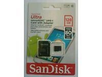SanDisk ultra 128gb micro sd