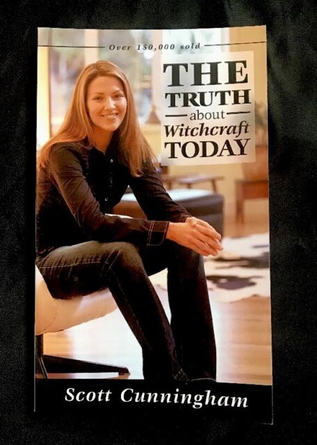 The Truth About Witchcraft Today by Scott Cunningham (Paperback, 1988)