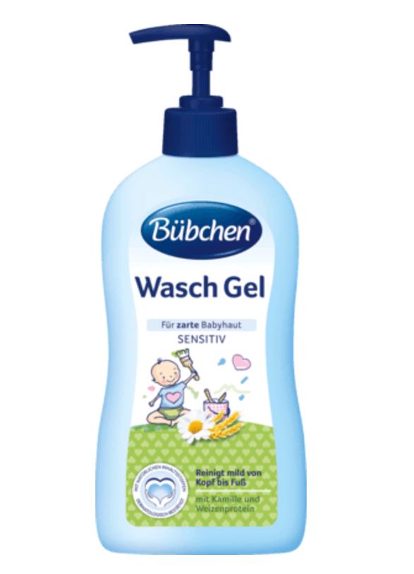 Bubchen Baby Washing Gel 400 Ml - bubchen - ebay.co.uk