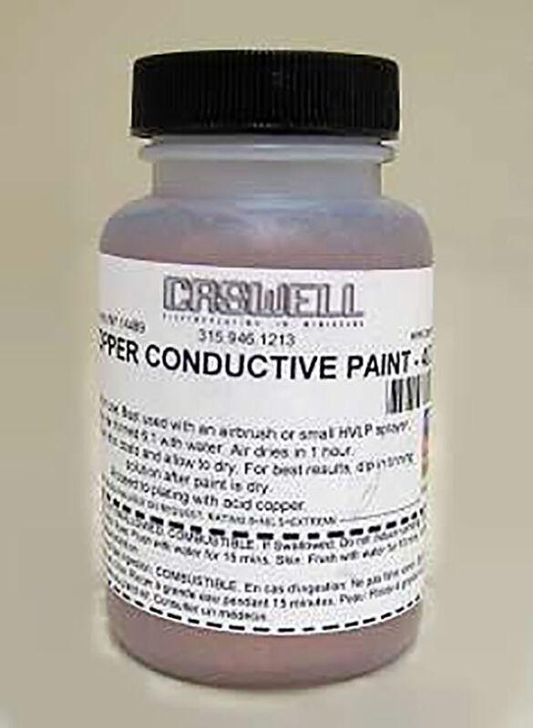 4 oz Copper Conductive Paint