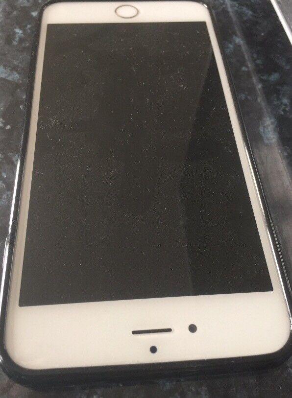 iPhone 6 Plus. Spares or repairs.
