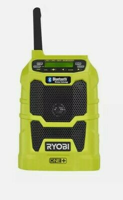 18-Volt One+ Cordless Compact Radio With Bluetooth Wireless Technology TOOL-ONLY