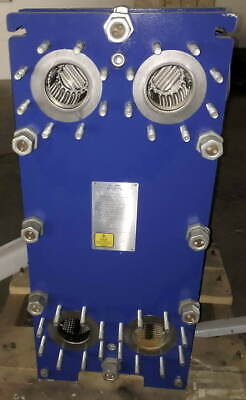 Alfa Lavel Gasketed Plate And Frame Heat Exchanger 52154 And 52161
