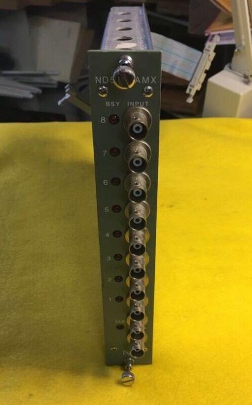 Nuclear Data ND588 AMX BSY Module 55-0290-00
