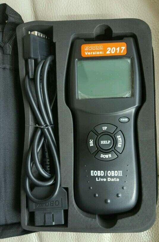 Brandnew 2017 Universal Car Fault D900 Code Reader/ Diagnostic Scanner