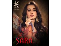 SARA VOL-2 WHOLESALE SUMMER COLLECTION 2017