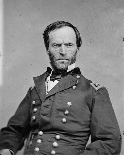 General William Tecumseh Sherman 8X10 Photo Picture Image USA Civil War #13