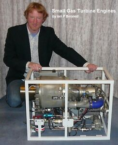Small-Gas-Turbines-by-Ian-F-Bennett-also-aircraft-Jet-Engine