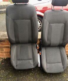 Ford Fiesta Car Seats