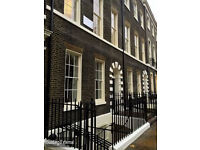 BLOOMSBURY Office Space to Let, WC1B - Flexible Terms | 2 - 85 people