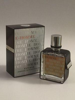 E- HOMME BY ARMAF 3.4 OZ EAU DE TOILETTE SPRAY *MEN'S COLOGNE brand new sealed*