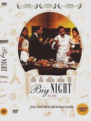 Big Night  1996  Dvd   Campbell Scott   Ian Holm  Isabel Rossellini