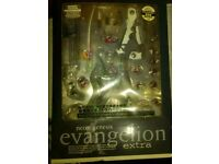 NEON GENESIS EVANGELION EXTRA eva-01 test type REPAINT Action Figure and Accessories - #3980