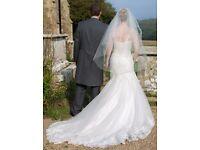 Wedding Dress Size 8, Sophia Tolli Everdeen
