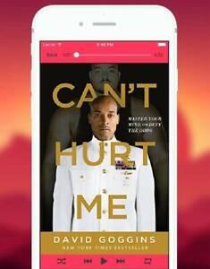 Can´t Hurt Me by David Goggins - Original Audiobook Mp3