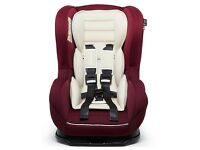 New Car Seat - from birth to 4 years - red