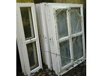 Job lot of windows