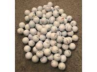 Callaway Mix x100 Grade B/C golf balls