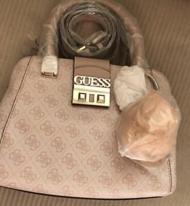 Guess Luxe Small Satchel NWT