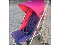 Mammas&Pappas pushchair