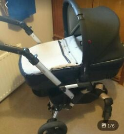 Concorde 3 in 1 Pram, Buggy and car seat