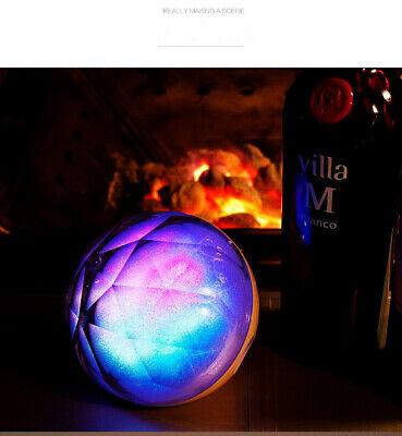 ANDRA - Altavoz Bluetooth 4.1 de Diseño Lámpara de noche - Bluetooth...