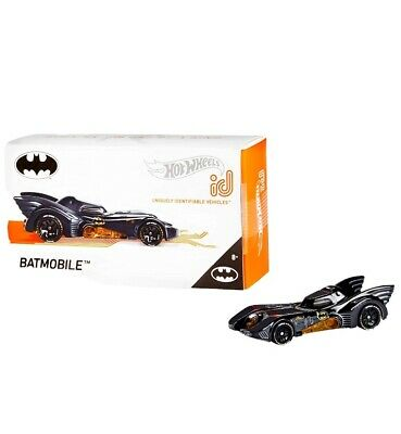 Hot Wheels id 1989 Batmobile Batman Pulse Pounding Excitement