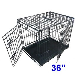 """36"""" Dog Crate - BRAND NEW IN BOX"""