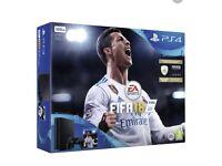 PS4 500gb Fifa 18 bundle