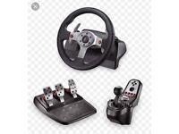 G25 Racing Steering Wheel