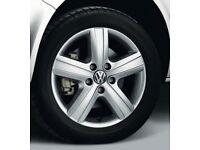 """VW T5 17"""" Thunder Alloy Wheels and Bridgestone Tyres"""