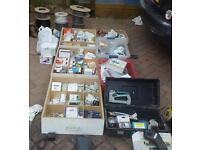 Job Lot Electrical Materials and tools