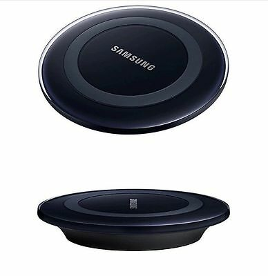 Genuine OEM Samsung Galaxy S6 S6 Edge LG Qi Wireless Charger Charging Pad Black