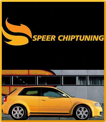 Echtes Chiptuning für alle Audi A3 1.8 T 8L 150PS/180PS OBD-Kennfeldoptimierung