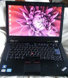 Lenovo i3 4gb Quad core Windows 7 Laptop -Kodi TV Movies - DVD - WiFi - MS Office 2013