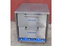 Bakers pride double tier pizza oven