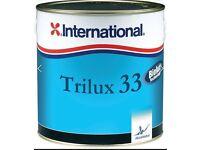 boat antifoul trilux paint