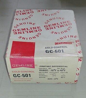 Запчасти и аксессуары Genuine Gemline GC-501