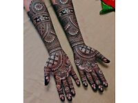 Qualified and experience Henna Artist