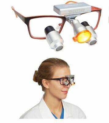 Wireless Cordless Led Dental Medical Butterfly Headlight For Loupes - Light