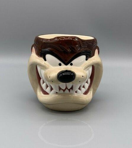 Vintage 1995 Tasmanian Devil TAZ Coffee Mug Cup 3D Applause Inc.