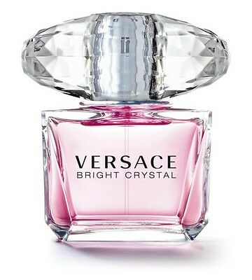 VERSACE BRIGHT CRYSTAL Perfume 3.0 oz women edt NEW tester with cap 146097385238 | eBay