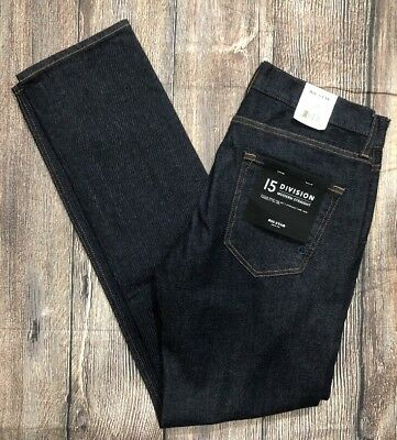 9d7138b448e Big Star Men's 30R (33x33) 15 Division Modern Straight Jeans MSRP $98