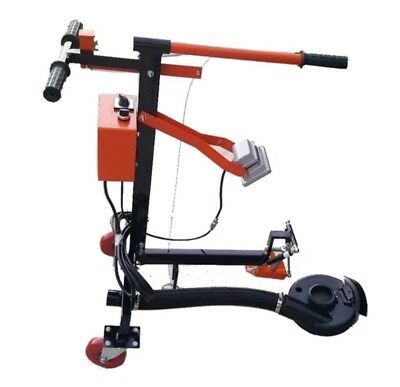 7 Inch Premium Concrete Grinder Stand. Need 18 inch rollers? Check out our store